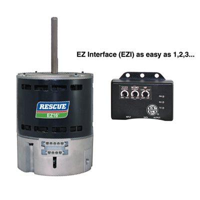 # EM-5860 - 1 HP, 115/208-230 Volt