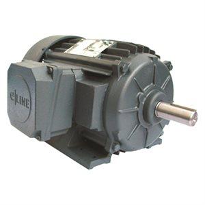 # ELP3P3D - 3 HP, 208-230/460 Volt