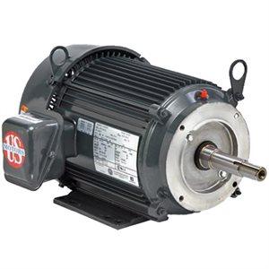 # U5P1DC - 5 HP, 208-230/460 Volt